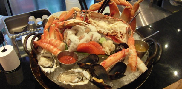 coast fma feature seafood platter