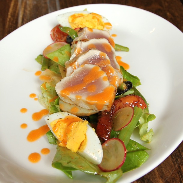 Metro vancouver lunch rush tableau bar bistro to die for - French cuisine vancouver ...