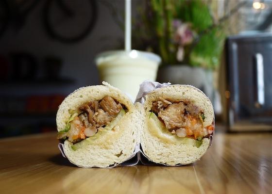 dd mau yaletown sandwich