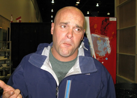 To Die For Face Bryan Baeumler To Die For