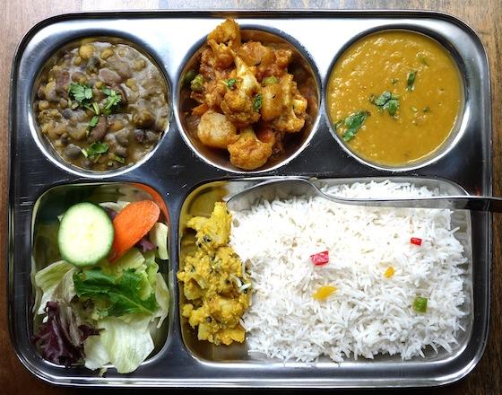Gurkha Kitchen Lunch Menu