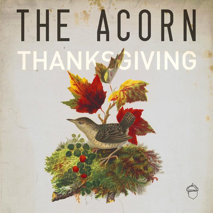 Acorn Thanksgiving