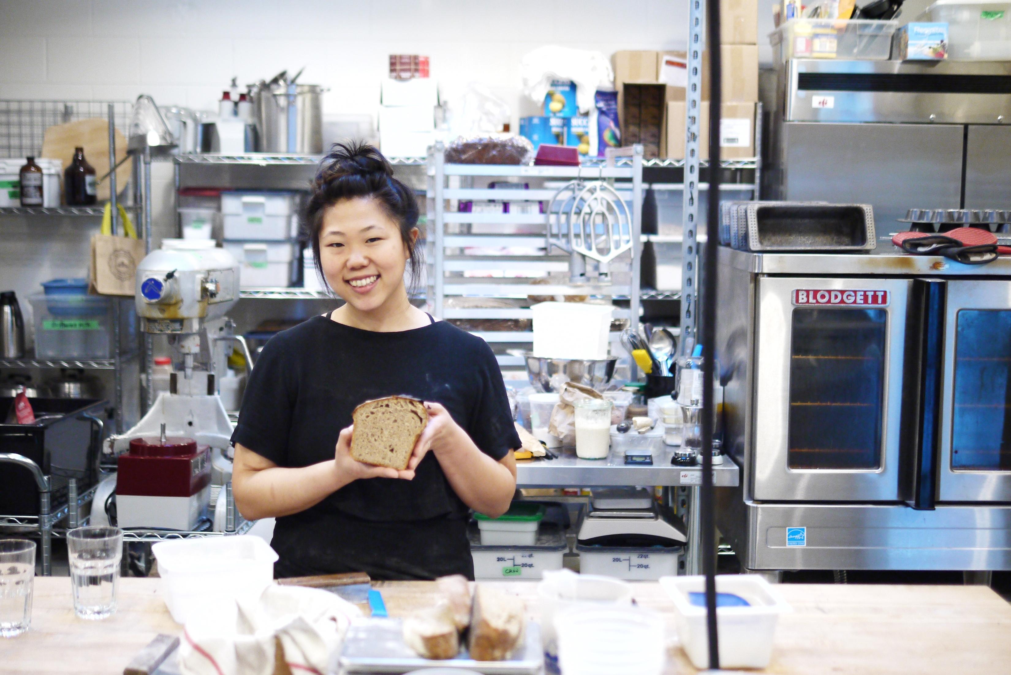 Annabelle Choi Bread