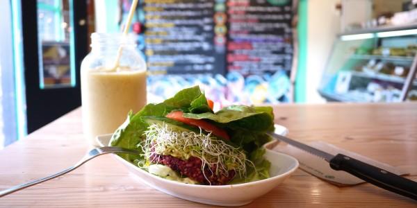 Buddhafull Cafe Lunch