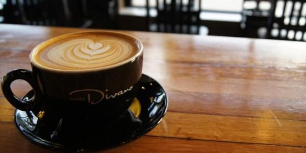 Caffe Divano Latte