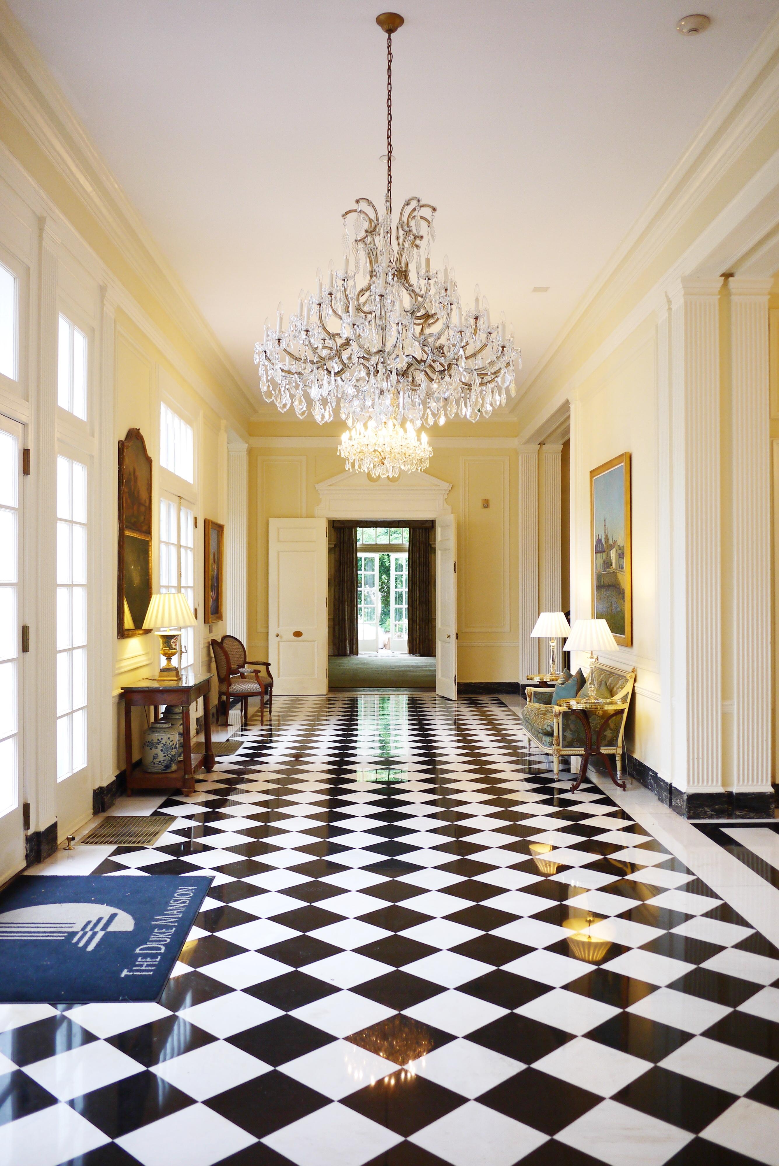 Duke Mansion North Carolina