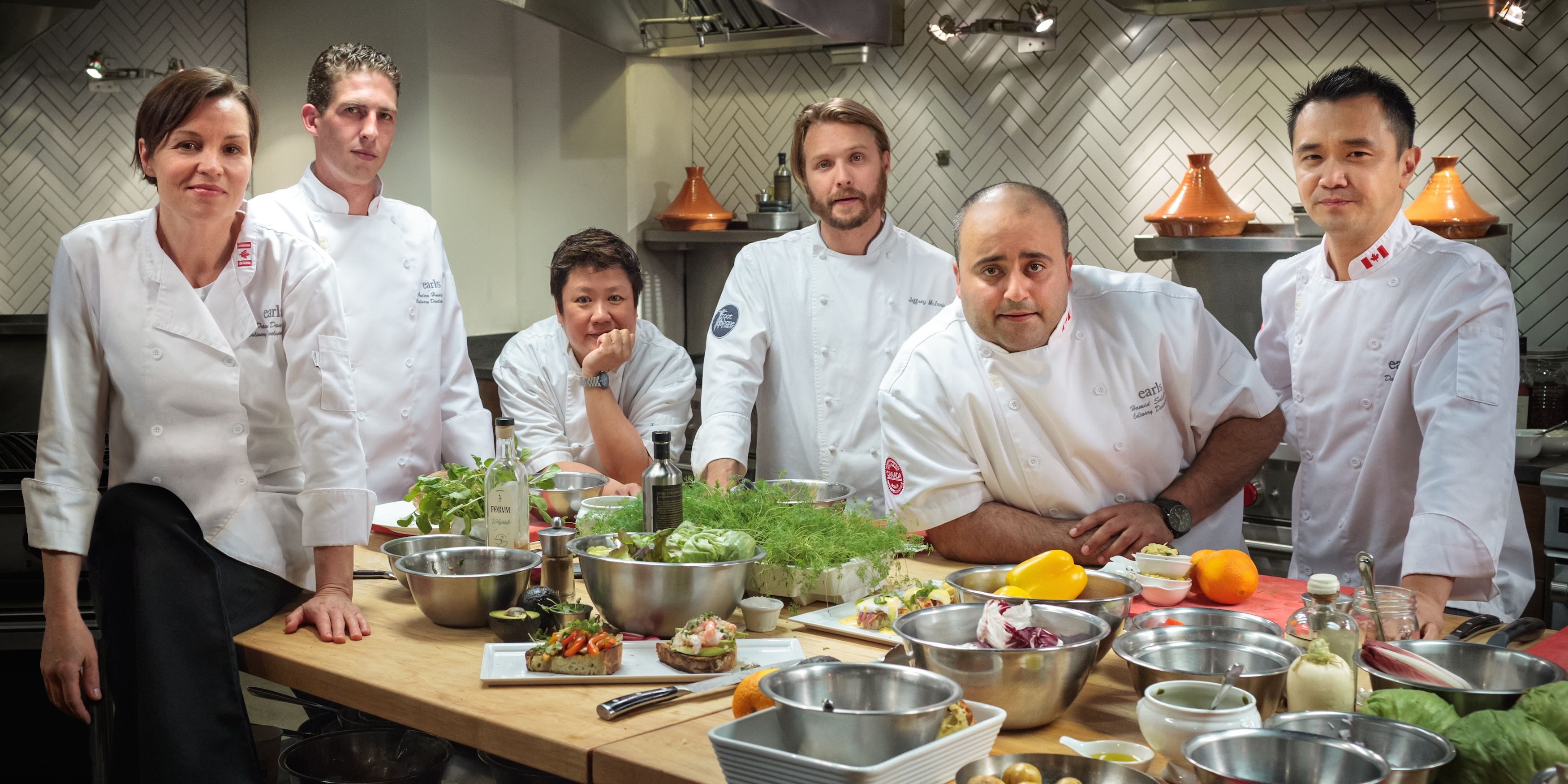 Two More Award Winning Chefs Join Earls Kitchen Bar To Die For