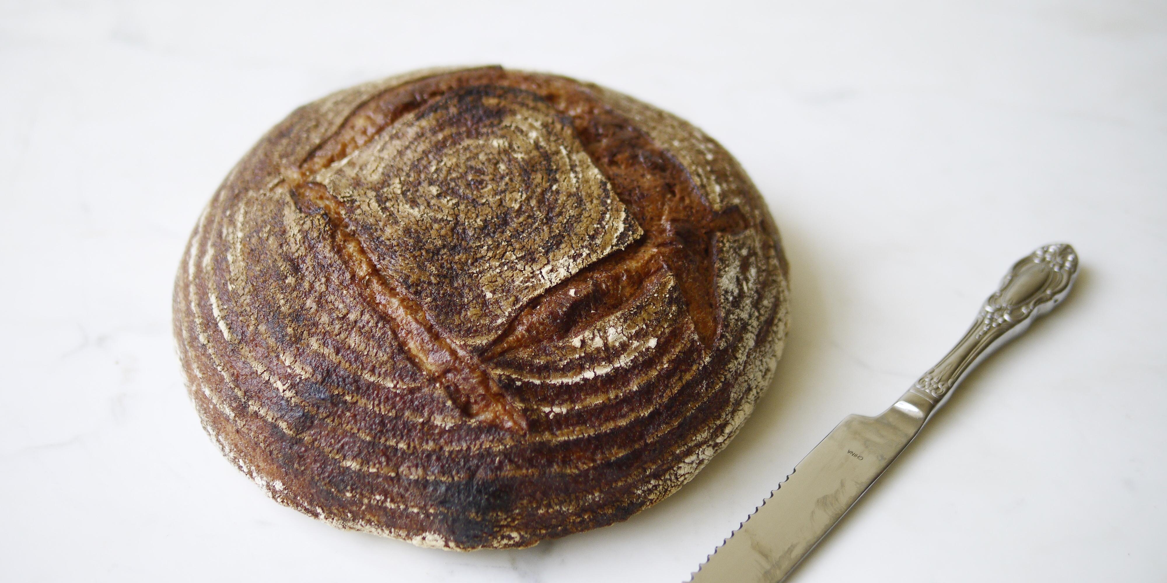 Matchstick Sourdough Bread