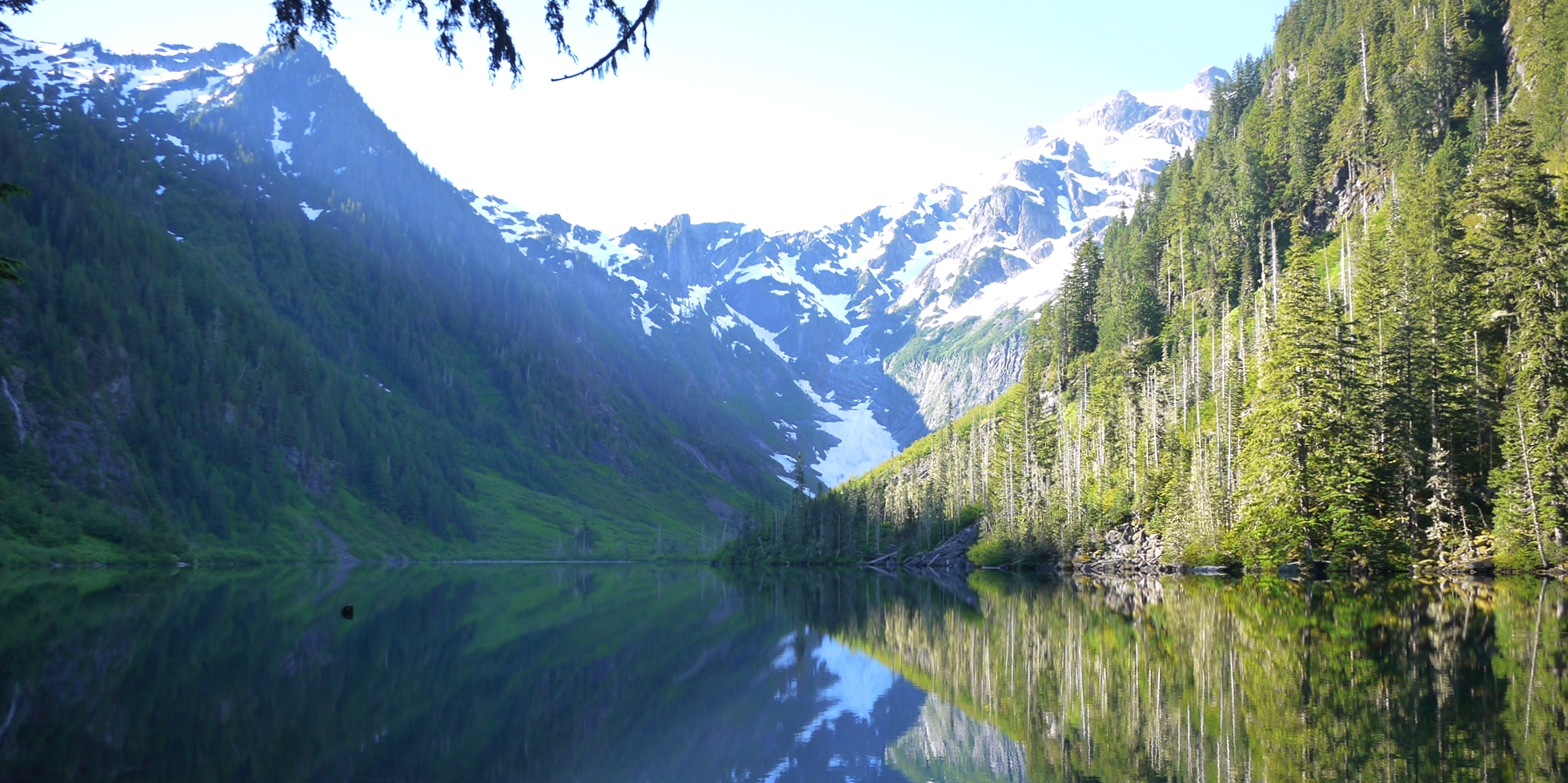 Goat Lake Trail An Easy Washington Hike Ending In Epic