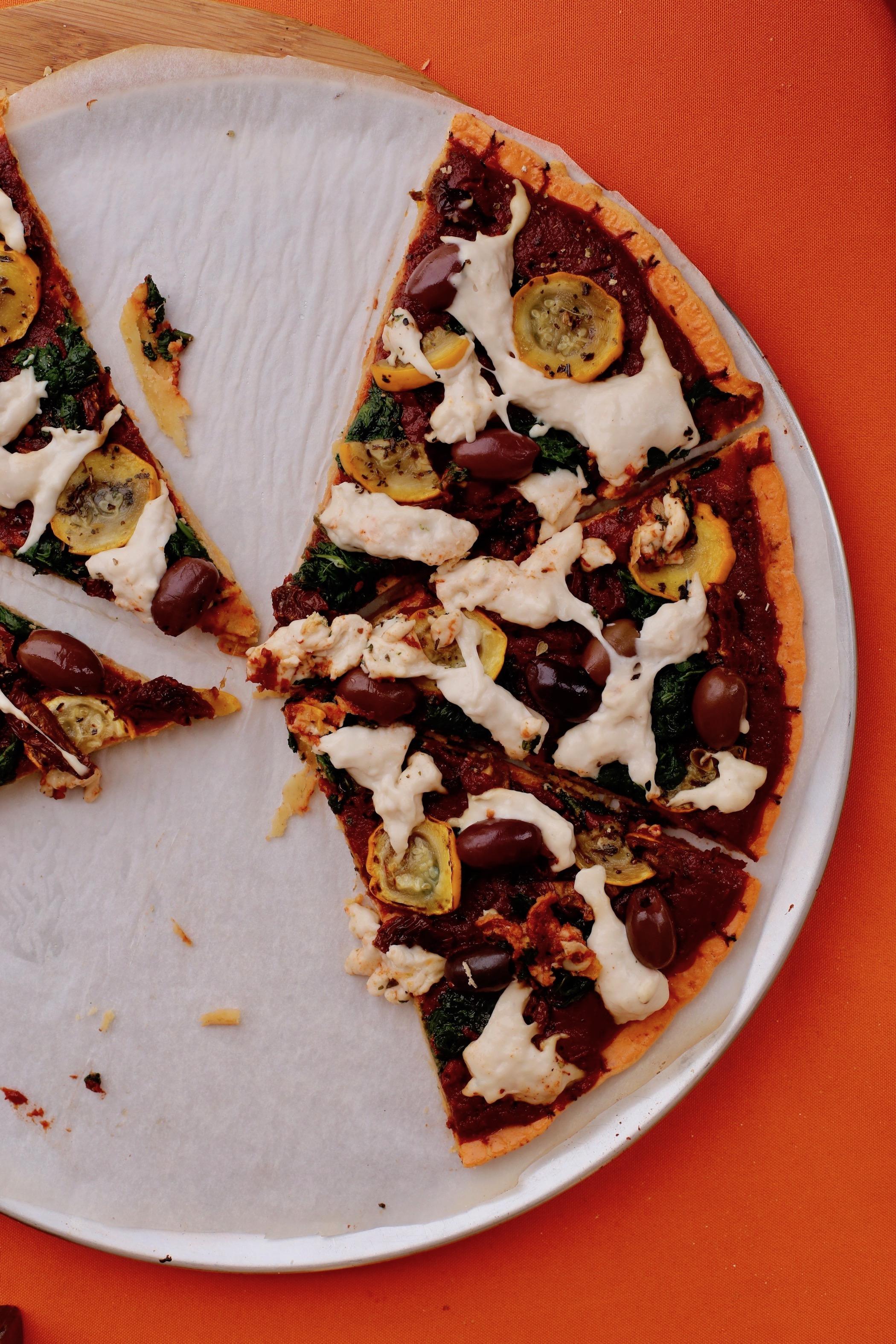 raw pizza rawsa nelson