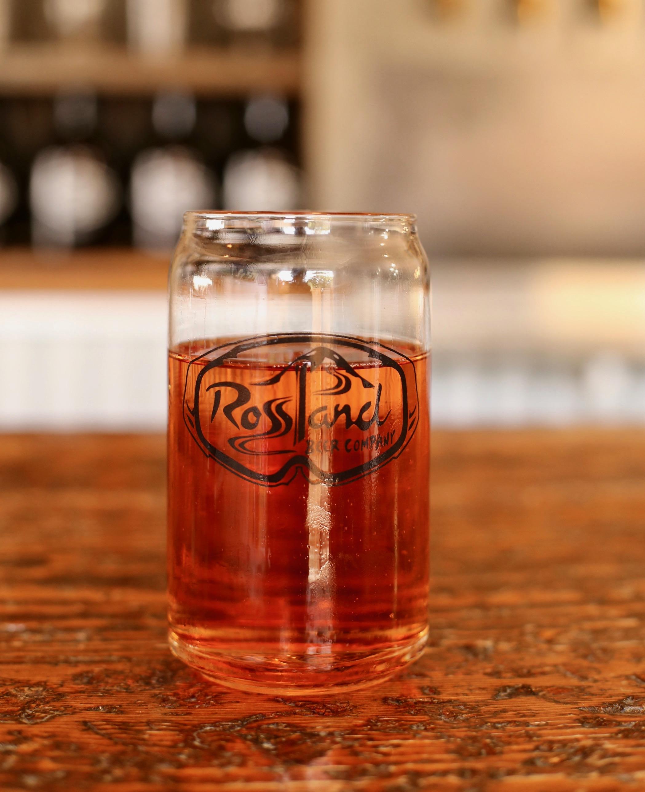 rossland beer co wards cider
