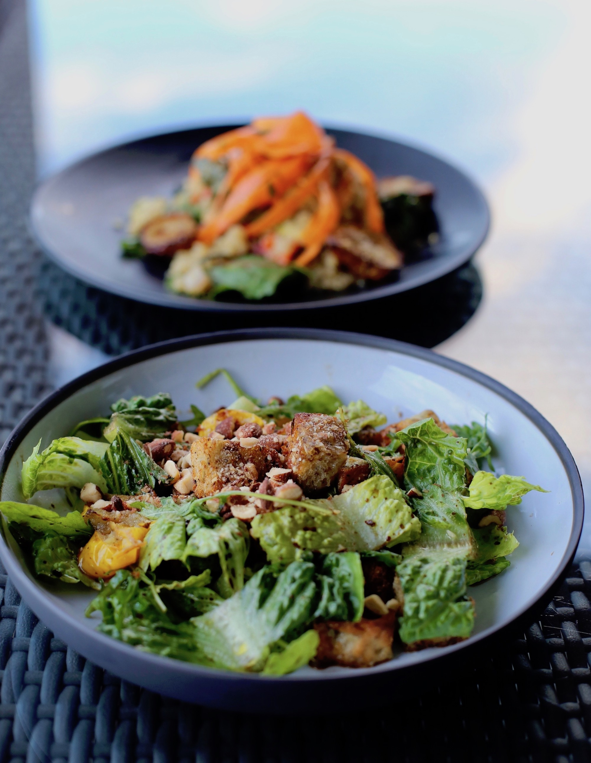 watermark vegan dinner osoyoos