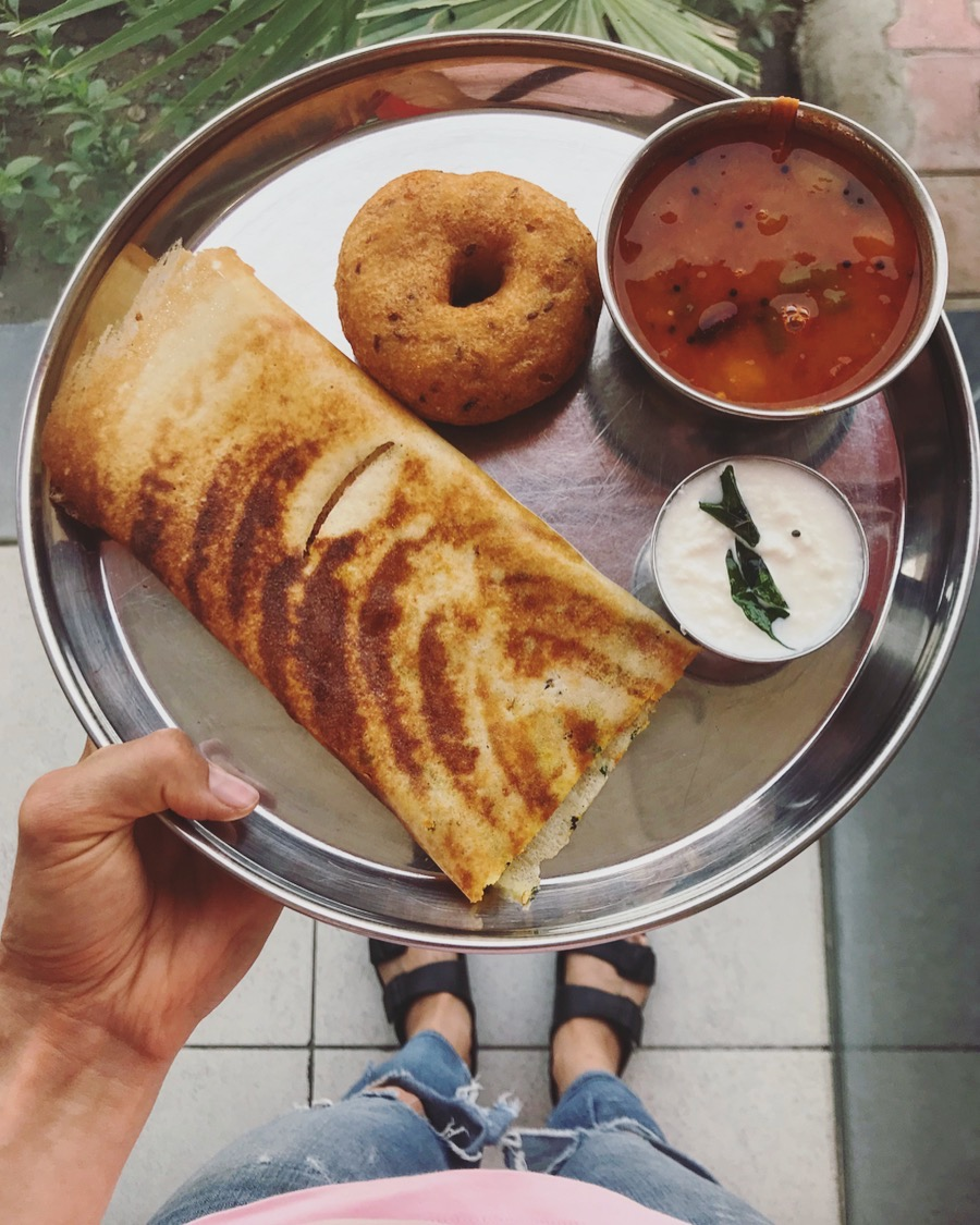 behror Intrepid Travel India Vegan Food Adventure