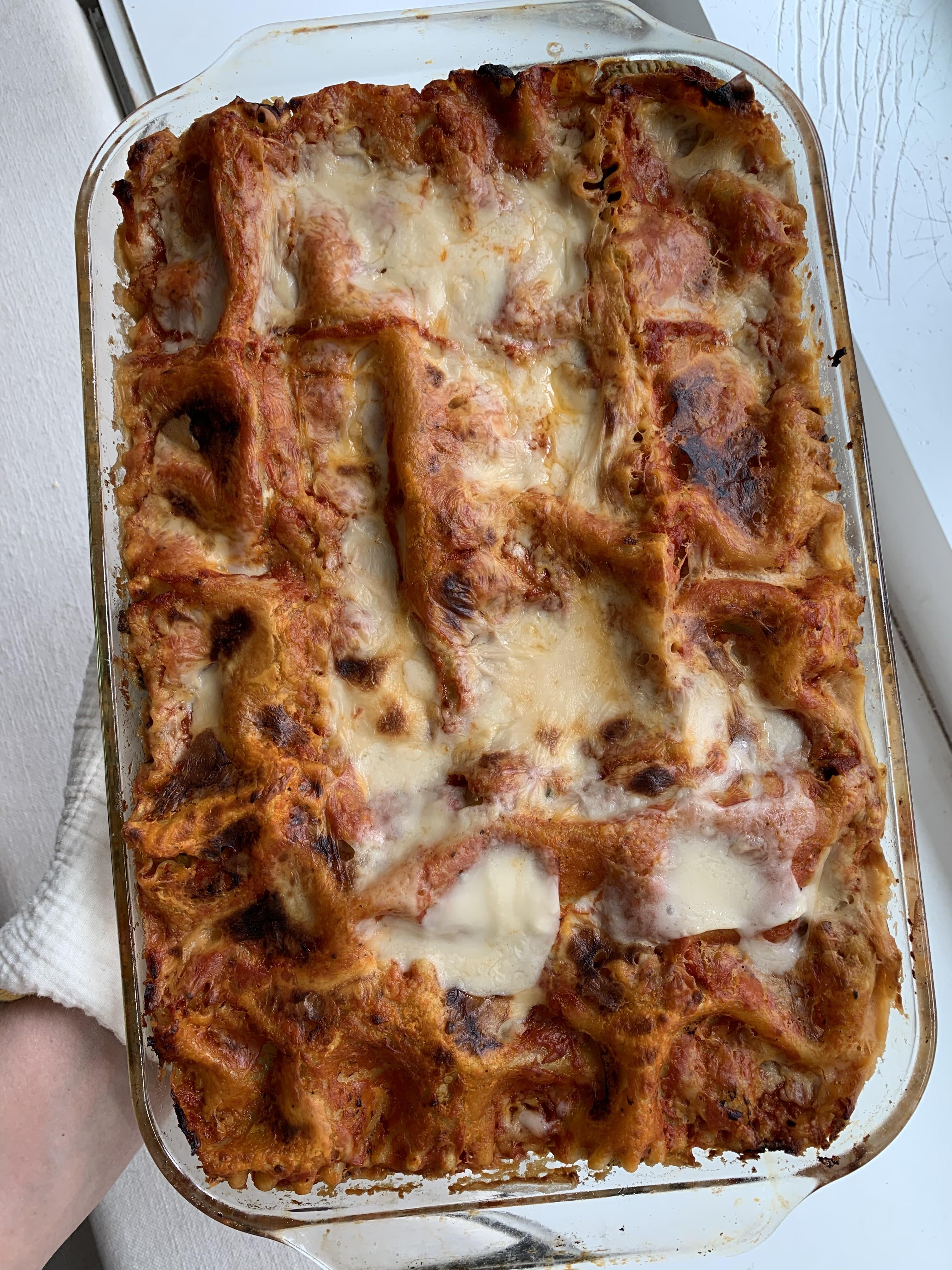 veg lasagna erin ireland