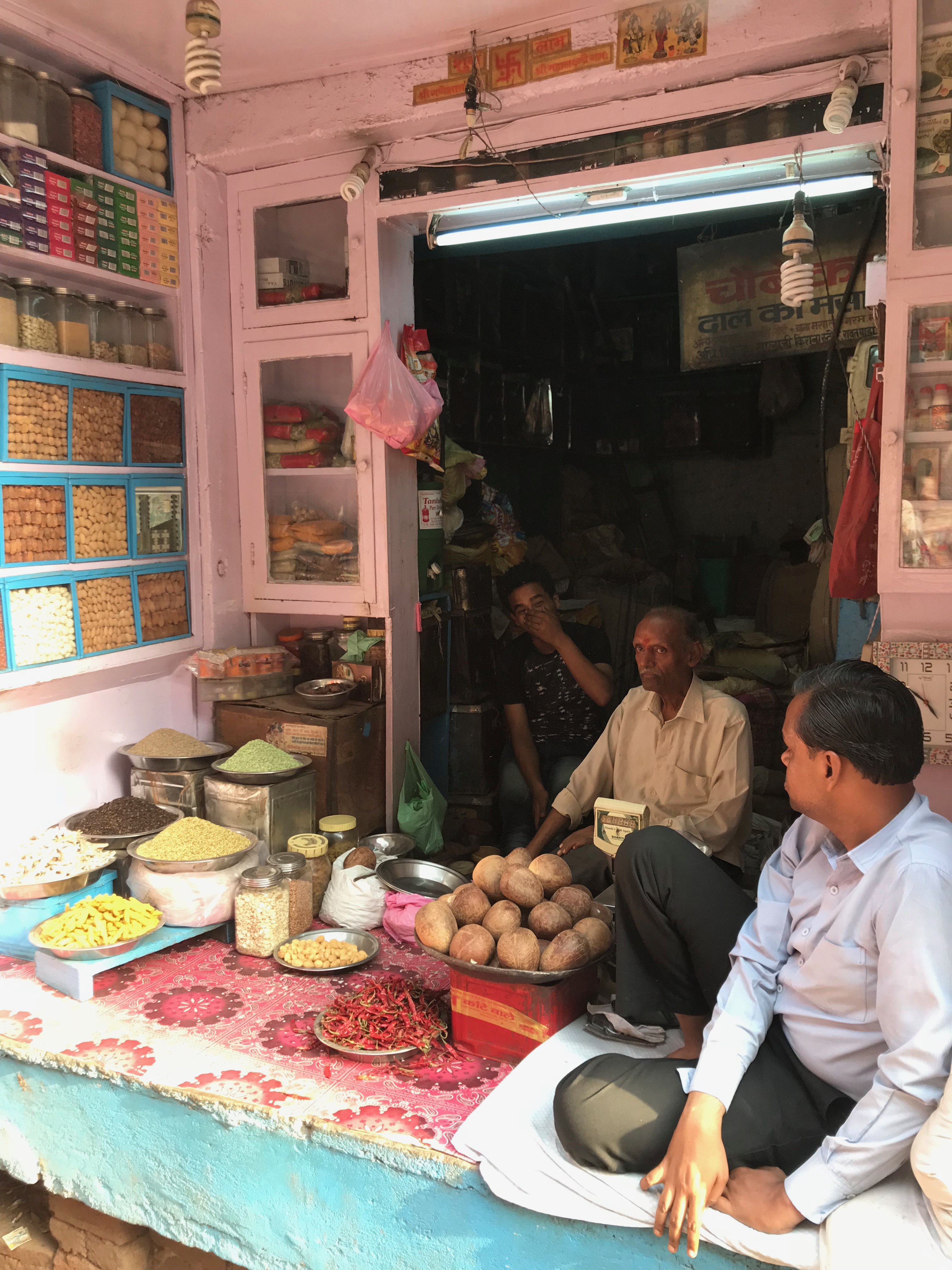 agra Intrepid Travel India Vegan Food Adventure