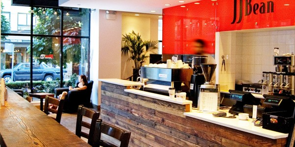 JJ Bean Yaletown Cafe