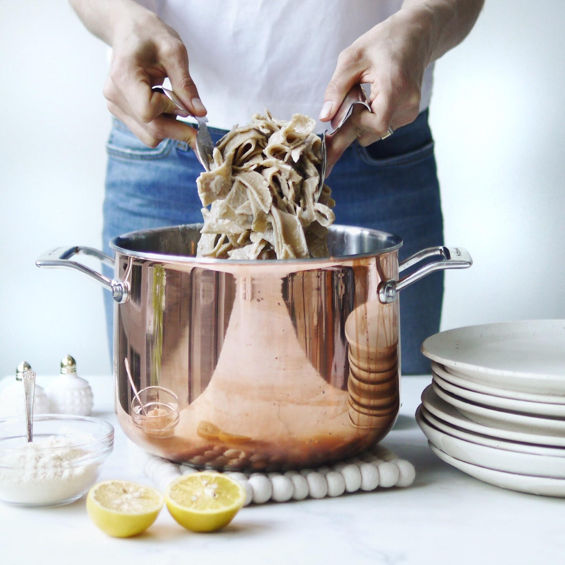 KitchenAid Copper Pot Alfredo
