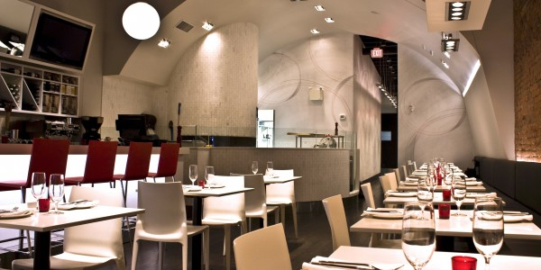 Nicli Pizzeria Dining Room