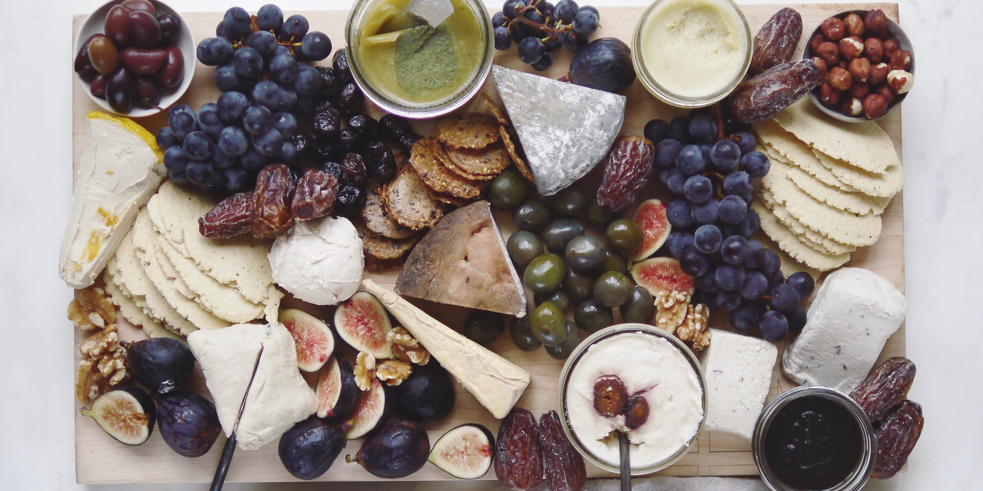 Whole Foods Gourmet Cheese Platter
