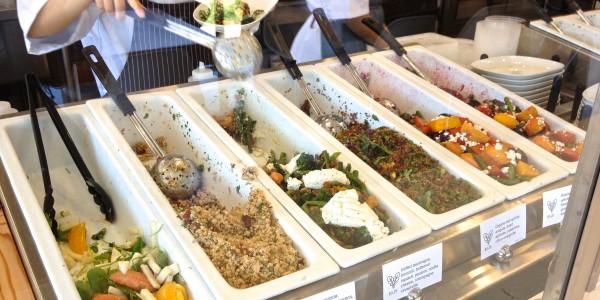 Tractor Foods Salads