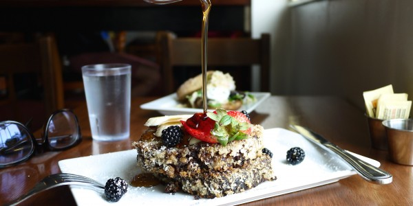 To Die For Banana Bread French Toast