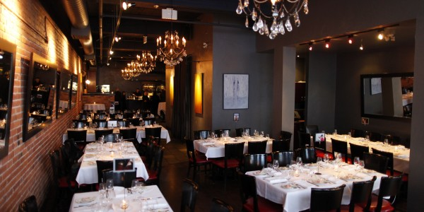 Vancouver s most romantic restaurants to die for for Romantic restaurants in california