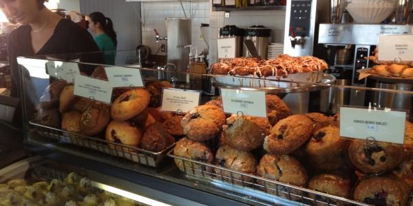 Crema West Van Muffins