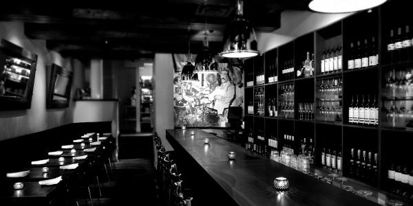 Espana Restaurant Interior