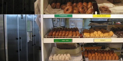 Lee's Donuts Granville Island