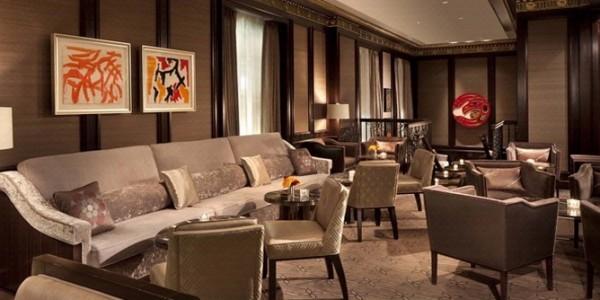 1927 Lobby Lounge Hotel Georgia