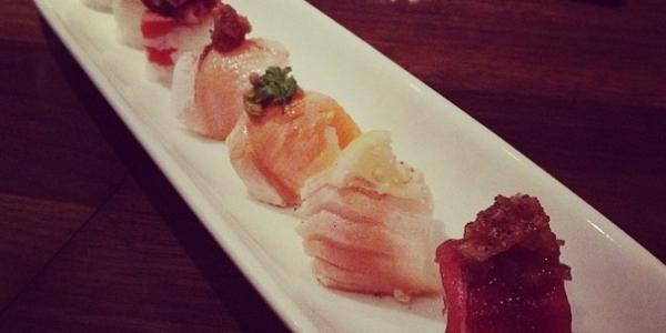 Minami Japanese Restaurant Aburi Sushi