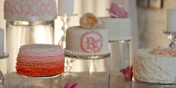 When Pigs Fly Pastries Wedding Cake