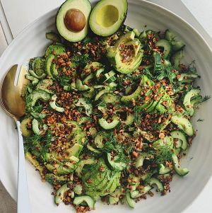 Avocados From Mexico Cucumber Salad