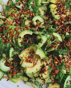 Avocados from Mexico Cucumber Salad 2