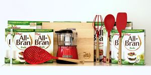 All-Bran Blogger Prize Pack Photo Photo