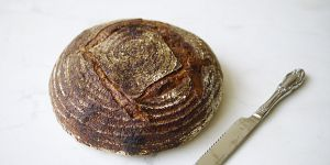 Matchstick Sourdough Bread
