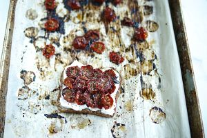 Roasted Tomato Toast