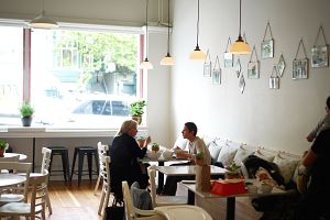 Nourish Cooking School Cafe