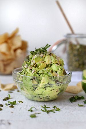 Guacamole Avocados From Mexico