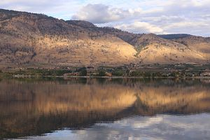 osoyoos watermark view