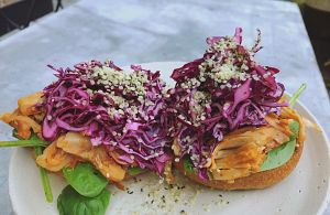 Jackfruit Sliders with Hemp Hearts 2