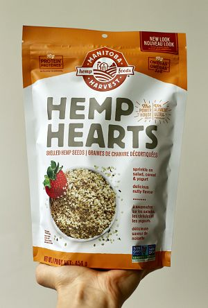 Manitoba Harvest Hemp Hearts Product Shot