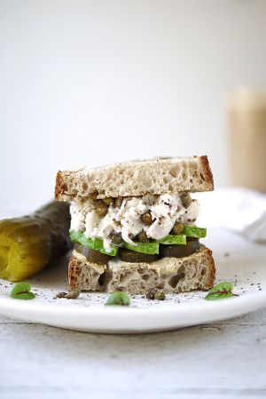 Vegan Tuna Sandwich