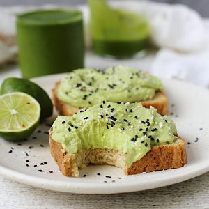 Whipped Avocado Toast 3