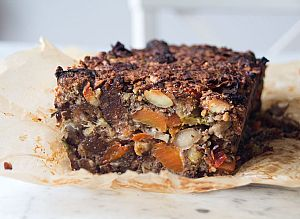 Deliciously Ella Nut Loaf