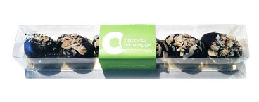 Chocolate Arts Coconut Lime Egg Box