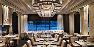 Hawksworth Restaurant Dining Room