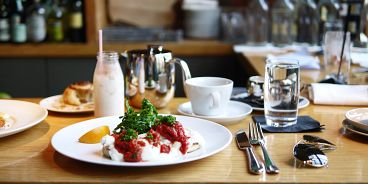 Labattoir Brunch Gastown