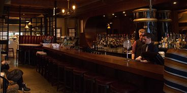 Pourhouse Restaurant Gastown