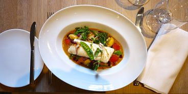 Boulevard Restaurant Sutton Halibut